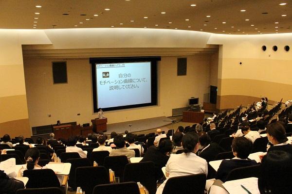 東京医科大学病院で講演
